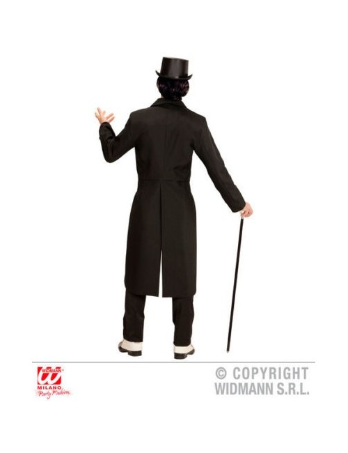 Veste queue de pie noire