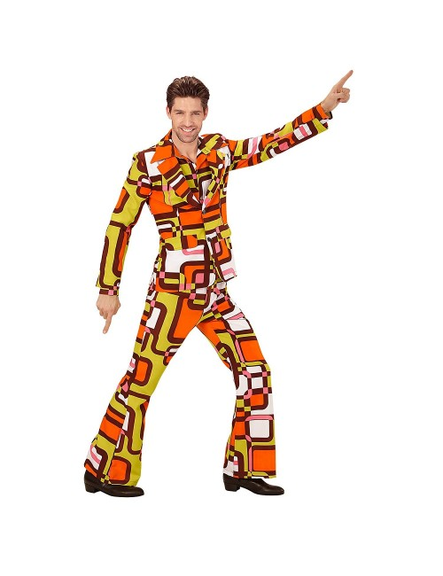 "Costume ""70's Groovy Style"""