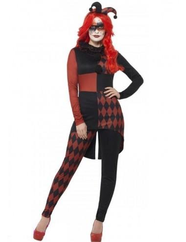 Costume Arlequin Femme