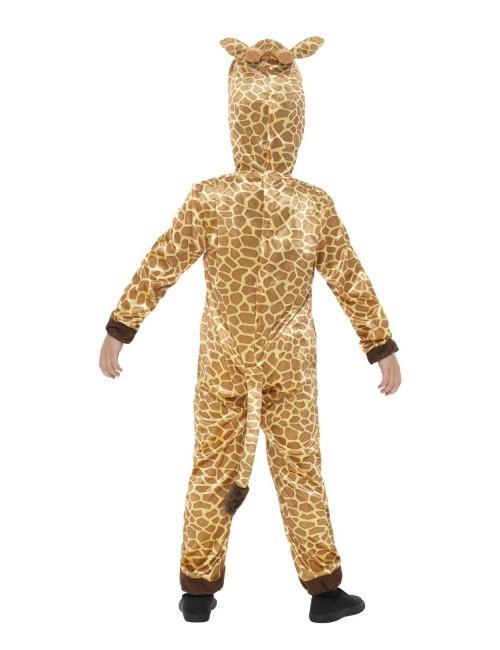Costume Enfant Combinaison Girafe