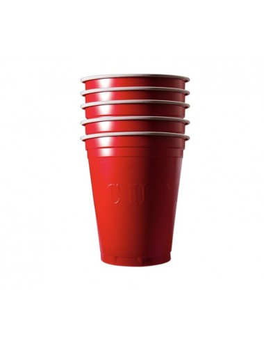 20 Beer Pong Red Cups